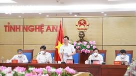 Chủ tịch UBND tỉnh: Tích cực hỗ trợ, tháo gỡ khó khăn cho người dân, doanh nghiệp