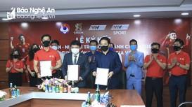 Đội tuyển Việt Nam có thêm nhà tài trợ