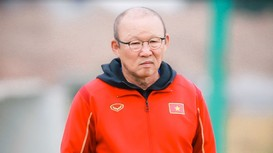 HLV Park Hang-seo không muốn đối đầu đội bóng quê hương
