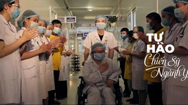 MV mới nhất về Covid-19: 'Tự hào chiến sỹ ngành Y'