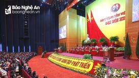 Thảo luận Văn kiện, thông qua số lượng Ủy viên Ban Chấp hành Trung ương Đảng khóa XIII