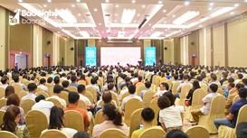 Nghệ An: 5.000 đảng viên Khối Doanh nghiệp nghiên cứu, học tập Nghị quyết Đại hội XIII của Đảng