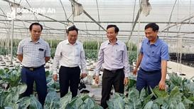 Nâng cao hiệu quả phối hợp tuyên truyền về huyện Quỳnh Lưu trên Báo Nghệ An