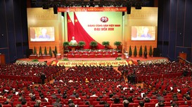 Danh sách Đoàn Chủ tịch, Đoàn Thư ký Đại hội XIII của Đảng
