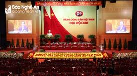 Nhiều ý kiến tham luận sâu sắc góp ý vào các văn kiện Đại hội XIII của Đảng