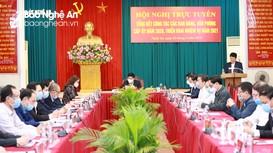 Đồng chí Nguyễn Văn Thông: Phát huy hình ảnh, chuẩn mực về đạo đức của cán bộ trước nhân dân