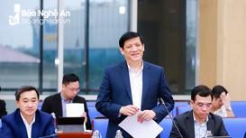 Xây dựng Nghệ An trở thành Trung tâm y tế chuyên sâu khu vực Bắc Trung Bộ