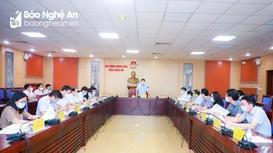 Đẩy mạnh ứng dụng công nghệ thông tin vào hoạt động của HĐND tỉnh Nghệ An
