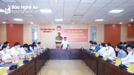 Thường trực HĐND tỉnh Nghệ An tổ chức phiên giải trình về cấp giấy chứng nhận quyền sử dụng đất