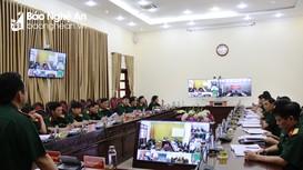 Bộ CHQS tỉnh giao nhiệm vụ bầu cử ĐBQH và đại biểu HĐND