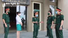 Nghệ An chuẩn bị 33 điểm cách ly đón công dân về từ các tỉnh phía Nam