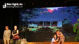 Phát livestream vở kịch hát 'Món hàng tội lỗi'