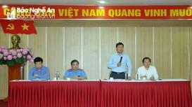 Sở GTVT Nghệ An: Sẽ thu hồi giấy phép nếu nhà xe không phục vụ nhân dân