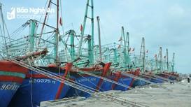 Nhiều bất cập trong công tác chống cháy nổ tàu cá