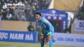 Lần đầu của cựu thủ môn SLNA Hồ Văn Tú