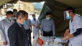Nghệ An: Đẩy mạnh công tác tuyên truyền, vận động người dân chủ động khai báo y tế
