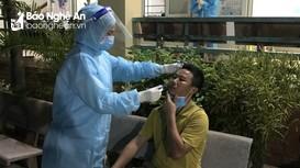 Kết quả xét nghiệm lần 2 toàn bộ F1 của bệnh nhân Covid-19 ở Nghệ An