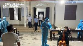 Sáng 17/10, Nghệ An ghi nhận 7 ca nhiễm Covid-19 mới, đã được cách ly từ trước
