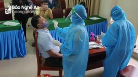 Sáng 20/10, Nghệ An ghi nhận 10 ca nhiễm Covid-19 mới tại 5 địa phương