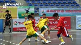 Highlight: NĐ Đô Lương gặp NĐ Anh Sơn