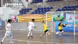 Highlight: NĐ Đô Lương - NĐ Hoàng Mai (2-3)
