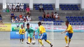 Highlight: NĐ Nghi Lộc - NĐ Nghĩa Đàn (2-0)