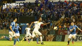 Siêu phẩm sút phạt của ngoại binh SLNA đẹp nhất vòng 23 V.League