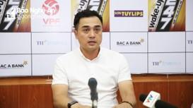"""HLV Đức Thắng: """"Đây là một trận đấu tồi của Thanh Hóa"""""""