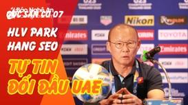 Góc sân cỏ 07: HLV Park tự tin trước trận U23 UAE; SLNA xuất hiện cầu thủ Việt kiều