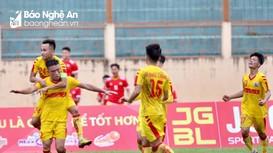 HIGHLIGHT: U21 Sông Lam Nghệ An 1-1 U21 Phố Hiến