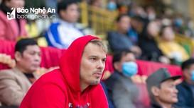 Ngoại binh người Serbia của SLNA: 'Tôi ấn tượng với Văn Khánh và Văn Đức'