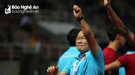HLV Park Hang-seo lên tiếng khi Vòng loại World Cup 2022 đá tập trung