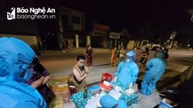Ca bệnh Covid-19 ở phường Hưng Dũng từng đến 7 địa điểm tại thành phố Vinh, Cửa Lò