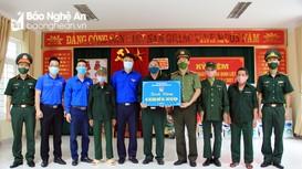 Tuổi trẻ Nghệ An tổ chức các hoạt động tri ân nhân Ngày Thương binh - Liệt sĩ
