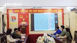 Nâng cao kỹ năng nắm bắt thông tin dư luận cho báo cáo viên của tổ chức Đoàn