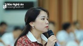 Nhiều nữ đại biểu HĐND tỉnh quan tâm sâu sắc tới tình trạng bạo hành, xâm hại trẻ em