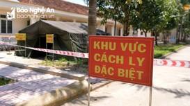 Video: Bên trong khu điều trị bệnh nhân Covid-19 đầu tiên ở Nghệ An