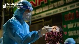 Trưa 18/6: Nghệ An có thêm 3 ca bệnh Covid-19