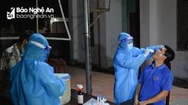 Tối 17/6, Nghệ An phát hiện thêm 2 ca nhiễm Covid-19 tại huyện Diễn Châu