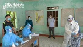 Sáng 14/9, Nghệ An ghi nhận 1 ca nhiễm Covid-19 mới, đã được cách ly từ trước
