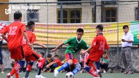 Highlight: TN Quỳnh Lưu - TN Đô Lương (3-0)