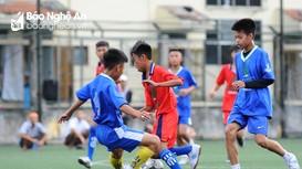 Highlight: TN TP Vinh - TN Quỳnh Lưu (0-4)