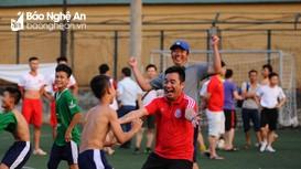 Highlight: TN Hưng Nguyên - TN Yên Thành: 3-4 (penalty)