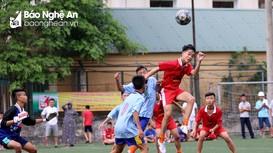Highlight Thiếu niên TN Yên Thành - TN Tân Kỳ: 0 - 1