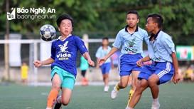 Highlight Thiếu niên TP. Vinh - TN Quỳnh Lưu: 0 - 1