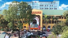 Bệnh viện Sản Nhi Nghệ An: Cứu sống trẻ sơ sinh nguy kịch nhờ kỹ thuật hạ thân nhiệt