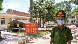 Cận cảnh khu cách ly, điều trị cho bệnh nhân 3098 nhiễm Covid-19 ở Nghệ An