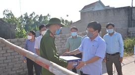Thị xã Hoàng Mai cần tiếp tục thực hiện nghiêm các yêu cầu chống dịch Covid-19