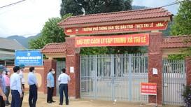 Quế Phong tạm dừng dạy học trên toàn huyện từ ngày 10/9
