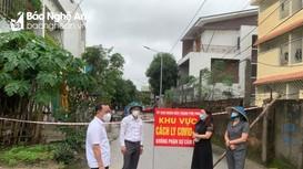 Đã xác định 41 trường hợp F1 của 3 ca nhiễm Covid-19 mới trong cộng đồng ở Nghệ An